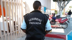 seguridad privada