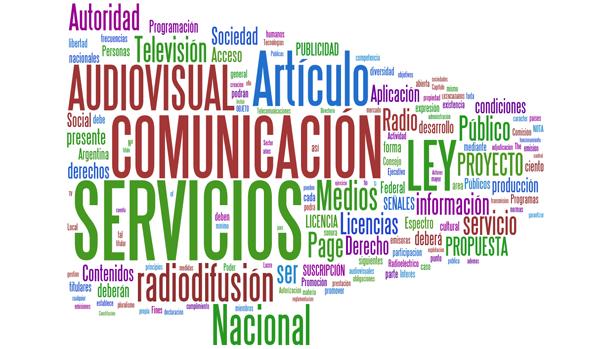 servicio audiovisual