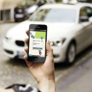 car sharing empreass