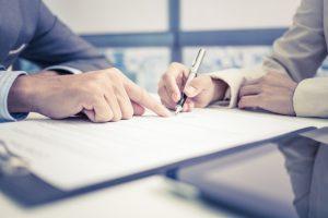 Cláusulas de la contratación de seguros
