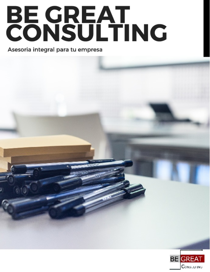 Be Great Consulting - Asesoría
