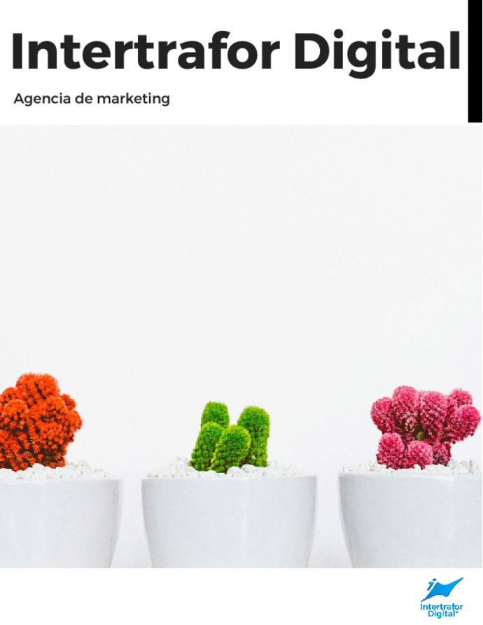Intertrafor Digital - Agencia de marketing